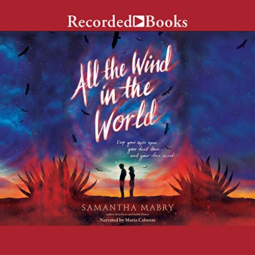 All the Wind in the World audiobook cover art