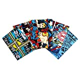 "DC Comics ""Fat Quarter""-Paket"