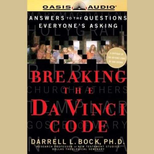 Breaking the Da Vinci Code cover art