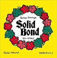 SOLID BOND GS-0942 Guitar Strings エレキギター弦