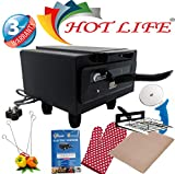Hot Life Micro Smart Looking High Quailty Electric Tandoor Combo 1500W Steel Element 3 Year Warrenty...