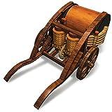 EDU-TOYS Leonardo da Vinci Mechanische Trommel Modell Bausatz