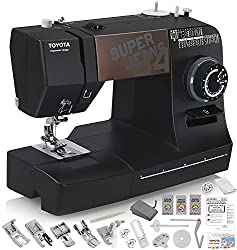 Toyota SJ15B Super Jeans Sewing Machine