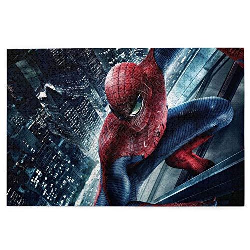 Best-design Spiderman Animal Selfie 1000 piezas rompecabezas para adultos y niños a partir de 10 años