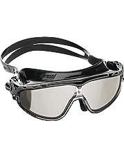Cressi Cressi Skylight Goggles Unisex-Adult Silicone Anti-UV zwemmasker 180 graden weergave Anti mist zwembril