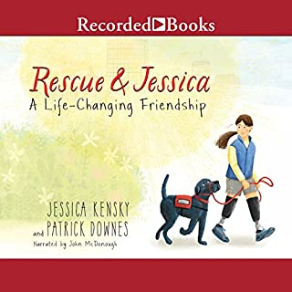 Rescue & Jessica audiobook cover art