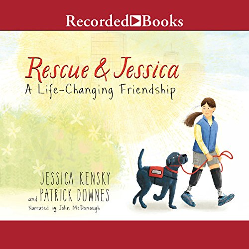 Rescue & Jessica audiobook cover art