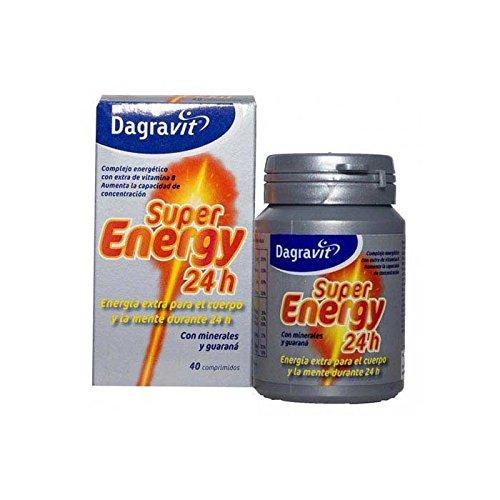 VEMEDIA - DAGRAVIT SUPER ENERGY 24H 40CO