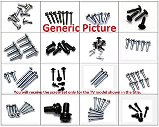 Sanyo DP32746 Complete Screw Set for Base Stand Pedestal and Neck