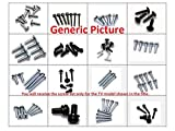 Zenith Z60PV220 Complete Screw Set for Base Stand Pedestal and Neck