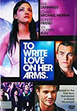 To Write Love On Her Arm (DVD) Region 3** Import* / Kat Dennings, Chad Michael Murray, Rupert Friend