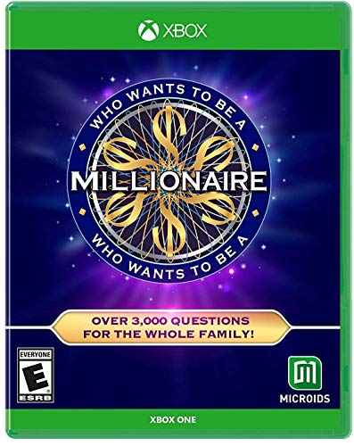 Who Wants to Be A Millionaire (Xb1) - Xbox One