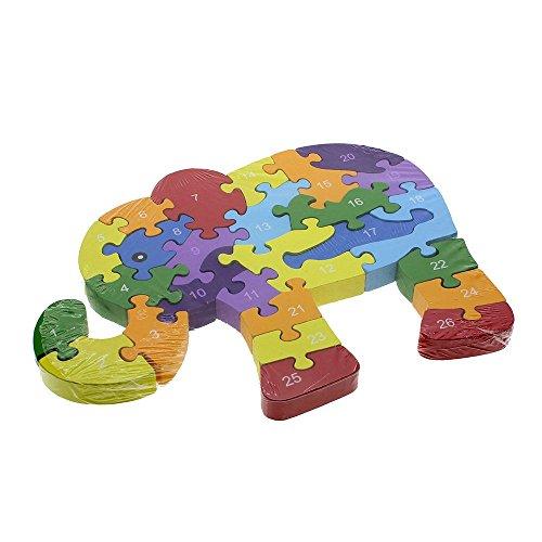 Enfants bébé Alphabet 3D Puzzle Jouets