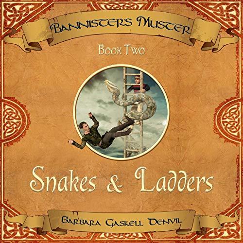 Snakes & Ladders audiobook cover art