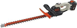 BLACK+DECKER 60V MAX Cordless Hedge Trimmer, 24-Inch (LHT360CFF)