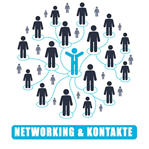 Networking und Kontakte audiobook cover art