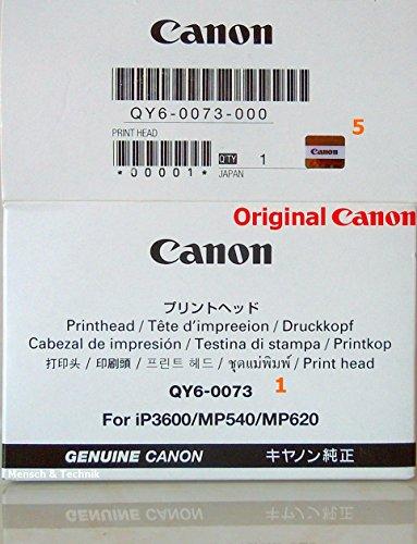 Original Canon Druckkopf für Canon Pixma MP540, MP550, MP560, MP620