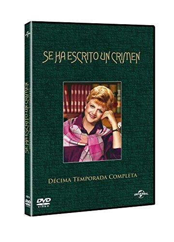 Se Ha Escrito Un Crimen - Temporada 10 [DVD]