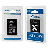 XXLLHAM batteria compatibile per Huawei R216/HB434666RBC/E5573/E5577 POCKETCUBE H3G MODEM ROUTER TRE 1500 mAh...