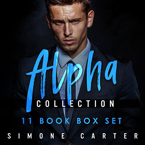 Alpha Collection: 11 Book Box Set (Billionaire and Bad Boy Romance)                   By:                                                                                                                                 Simone Carter                               Narrated by:                                                                                                                                 Lissa Blackwell                      Length: 24 hrs and 46 mins     63 ratings     Overall 4.0