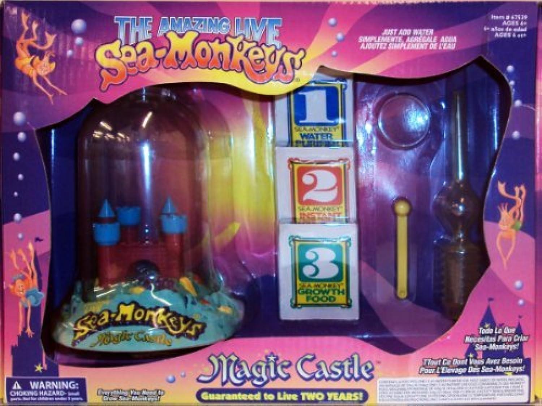 tienda de ventas outlet The Amazing Live Sea-Monkeys-Magic Castle by Big Big Big Time Juguetes  estar en gran demanda