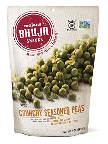 10 best bhuja crunchy seasoned peas for 2021