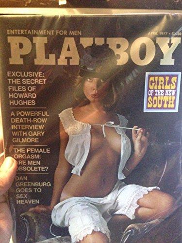 Playboy magazine----April 1977 issue