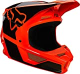 Fox V1 Revn Helmet Orange M