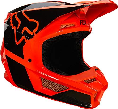 Fox V1 Revn Helmet Orange M