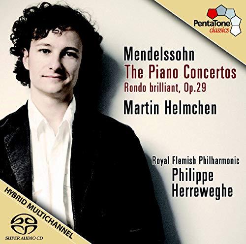 Mendelssohn: The Piano Concertos / Rondo Brilliant Op. 29