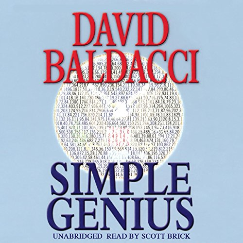Simple Genius audiobook cover art