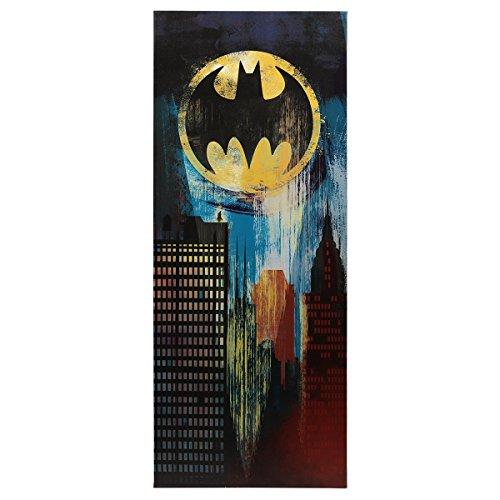 Open Road Brands DC Comics Batman Bat Signal Over Gotham...