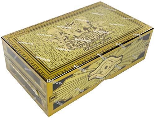 Yu-Gi-Oh! Trading Cards Legendary Decks II, Gold