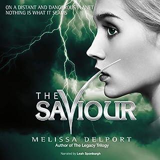 The Saviour audiobook cover art