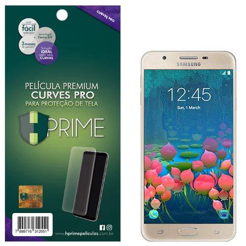 Pelicula HPrime Curves Pro para Samsung Galaxy J5 Prime, Hprime, Película Protetora de Tela para Celular, Transparente