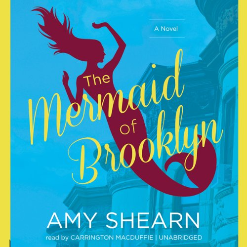 The Mermaid of Brooklyn audiobook cover art