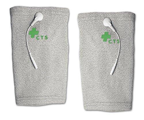 Premium Electrode Knee Sleeve Pair