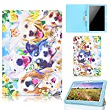 KATUMO Cover Universale Tablet 9-10.1 Pollici, Custodia per Huawei MediaPad 10, Lenovo Tab M10, Meberry Tablet 10, Goodtel Tablet 10 Folio Cover