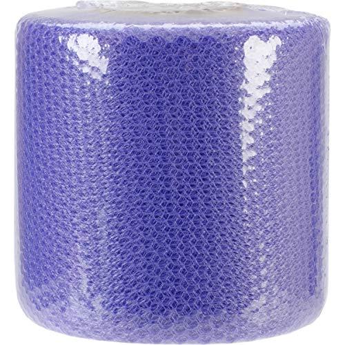 Falk Net Mesh 3inX40yd Spool-Lavender Fabric
