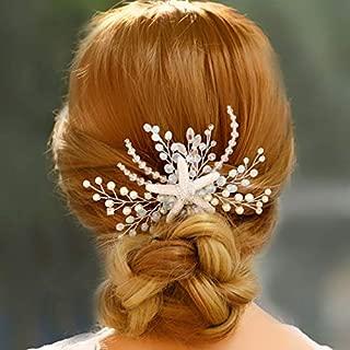 Best beach wedding hair pieces Reviews