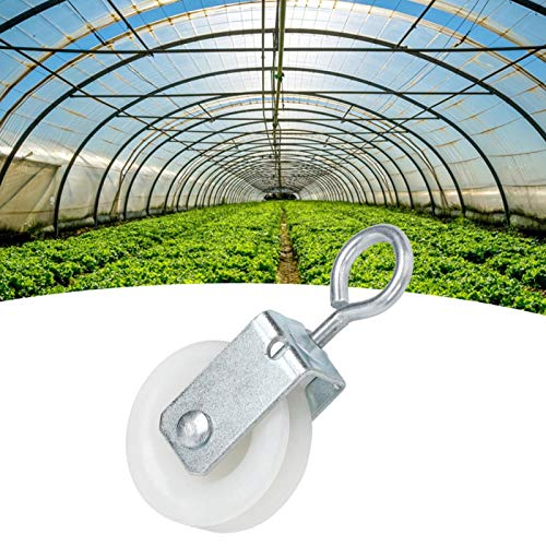 Accesorios para invernaderos ABS blanco y suministros agrícolas de metal para agricultura...