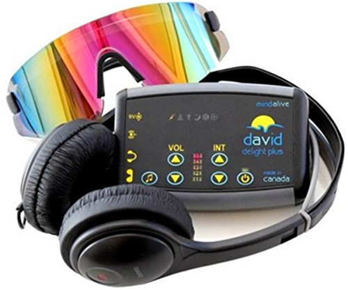 Great Features Of David Delight Plus by Mind Alive with White Light LED Glasses