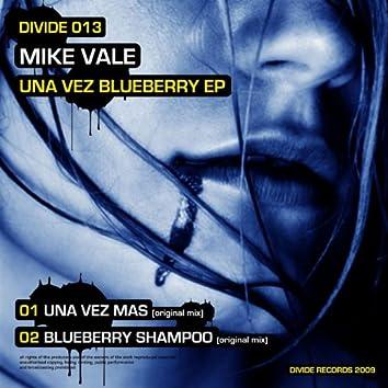 Una Vez Blueberry EP