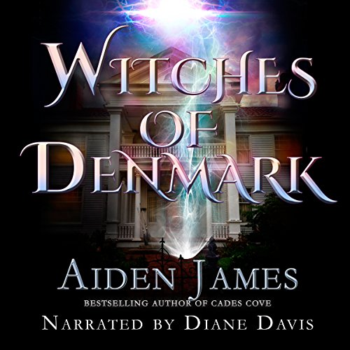 Witches of Denmark audiobook cover art