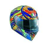 AGV J0301A0F0002S Casco K-3 SV E2205 Top, Multicolore, Misura 5