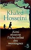 Ainsi résonne l'écho infini des montagnes (Roman) - Format Kindle - 9782714456977 - 12,99 €