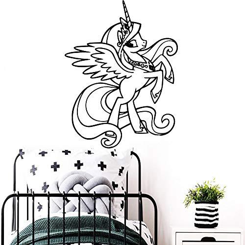 Geiqianjiumai grappige schapen familiedecoratie vinyl muursticker kinderen slaapkamer wooncultuur muurschildering