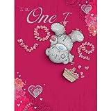 One I Love Me to You Valentinstagkarte für