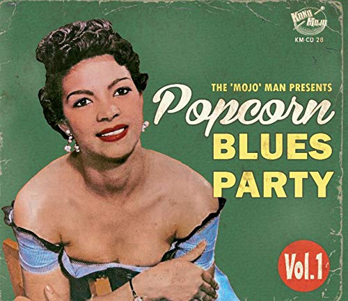 Popcorn Blues Party 1 (Various Artists)