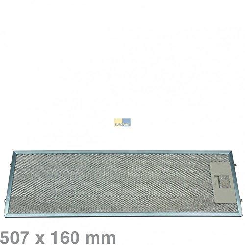Electrolux 50268370009 Dunstabzugshaubenzubehör Filtergitter Dunsthauben